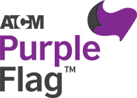 Purple Flag status, awarded for excellent management of and vibrant night time economy