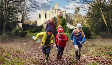 Christmas Adventure Quest at Audley End