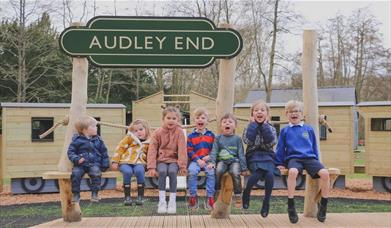 Audley End Miniature Railway Group Visits