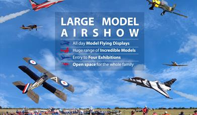 Large Model Airshow