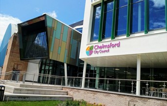 Riverside Sports Centre Exterior Chelmsford