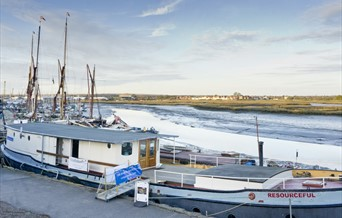 Topsail Charters - The Barge Tearooms